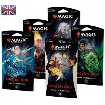 Magic the Gathering Core Set 2020 Theme Booster