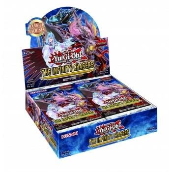 Yu-Gi-Oh! The Infinity Chasers BOX