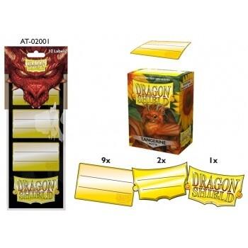Dragon Shield Label pack