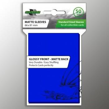 Blackfire Card Sleeves STD Blue (50 Sleeves)