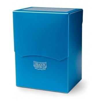 Dragon Shield Deck Shell Blue