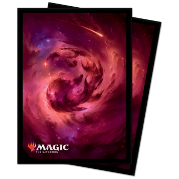 UP Card Sleeves STD Magic the Gathering Celestial Mountain (100 Sleeves)