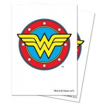 UP Card Sleeves STD Wonder Woman (65 Sleeves)
