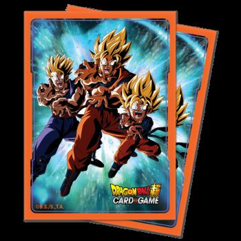UP Card Sleeves STD DragonBall V3 (65 Sleeves)