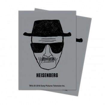 UP Card Sleeves STD Breaking Bad Heisenberg (100 Sleeves)