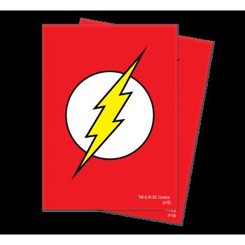 UP Card Sleeves STD The Flash (65 Sleeves)