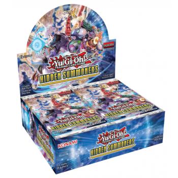 Yu-Gi-Oh! Hiddon Summoners BOX