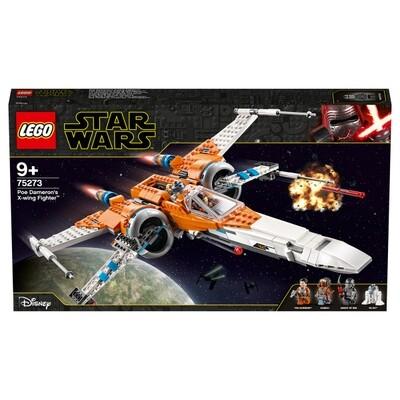 Poe Damerons X-Wing Starfighter