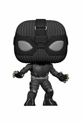 POP Figure Marvel Spiderman Far From Home Spiderman Stealth Suit