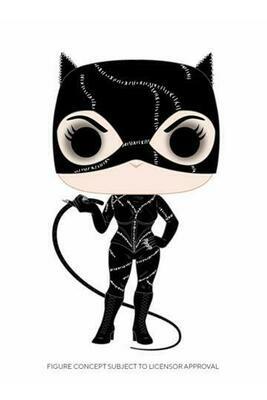 POP Figure DC Comics Batman Returns Catwoman