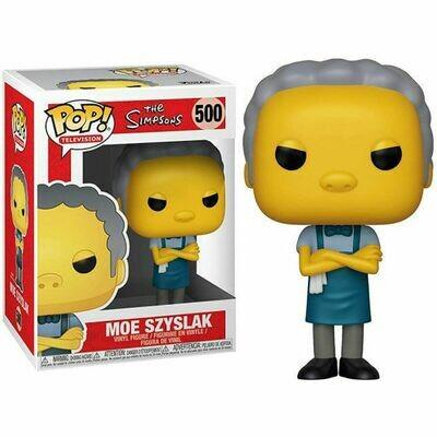 POP Figure Simpsons Moe