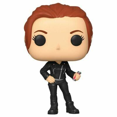 POP Figure Marvel Black Widow Natasha Romanof