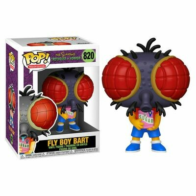 POP Figure Simpsons Fly Boy Bart