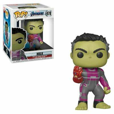 POP Figure Marvel Avengers Endgame Hulk