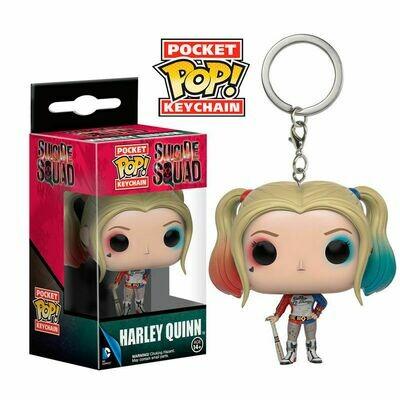 Pocket POP Keychain Suicide Squad Harley Quinn