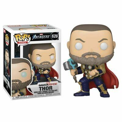 POP Figure Marvel Avengers Gamerverse Thor
