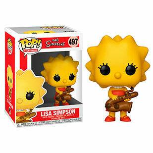 POP Figure Simpsons Lisa