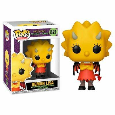 POP Figure Simpsons Demon Lisa
