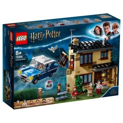 Harry Potter Lingusterweg 4
