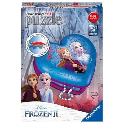 Puzzle 3D Herz Frozen 2
