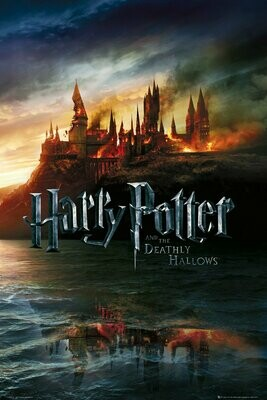 Harry Potter Maxi Poster Teaser