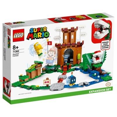 Mario - Bewachte Festung