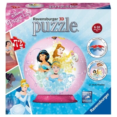 Puzzleball Prinzessinnen