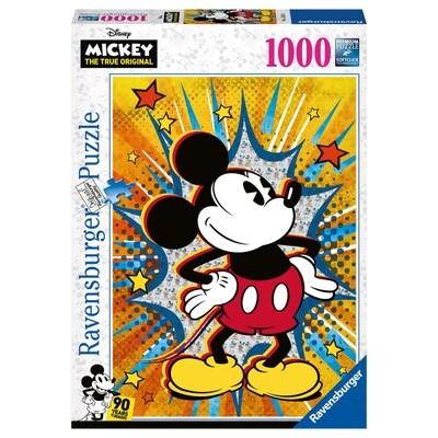 Retro Mickey