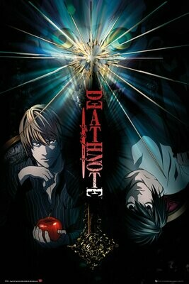 Death Note Maxi poster Duo