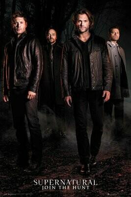 Supernatural Maxi Poster Season 12 Key Art