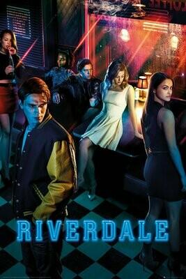 Riverdale Maxi Poster Season One Key Art
