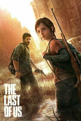 The Last of us Maxi Poster Key Art