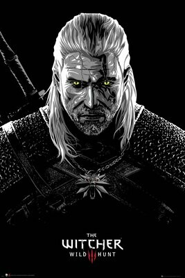 The Witcher Maxi Poster Toxicity