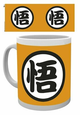 Dragon Ball Mug Gokus Kanji