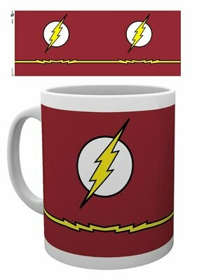 DC Comics Mugs The Flash Costume