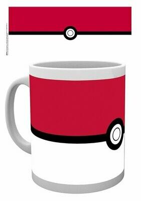 Pokemon Mug Pokeball