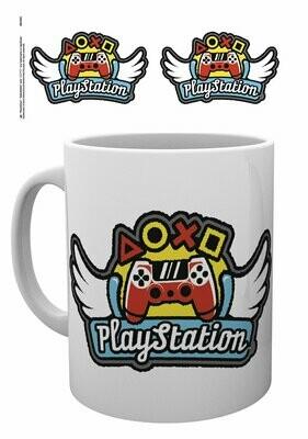 Playstation Mug Wings
