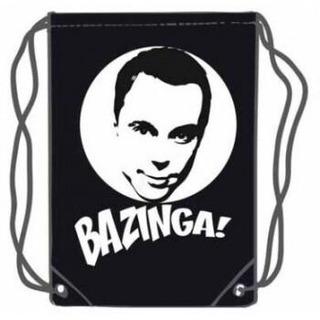 Big Bang Theory Bazinga Gym Bag