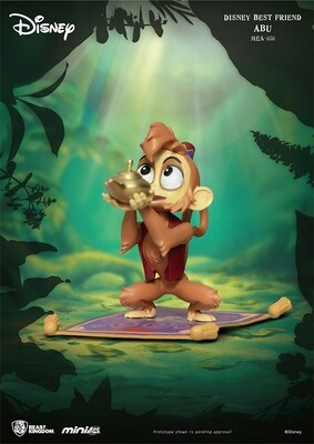 Disney Best Friend Abu