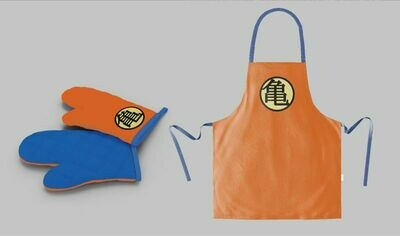 DragonBall Arpon with Oven Gloves