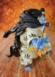 One Piece Figur Knight of the Sea Jinbe
