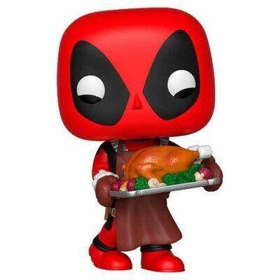 POP Figure Marvel Holiday Deadpool