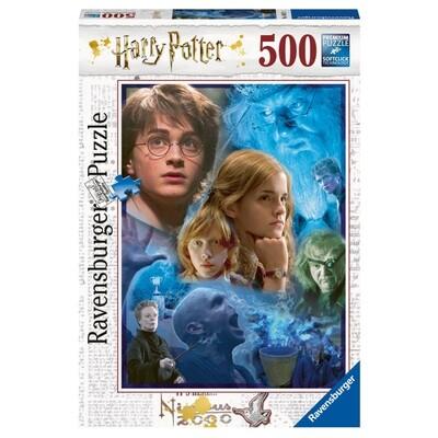 Harry Potter in Hogwarts