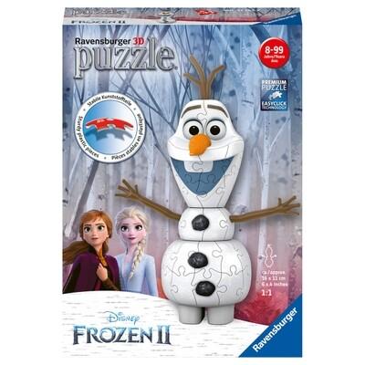 Puzzle 3D Frozen 2 Olaf
