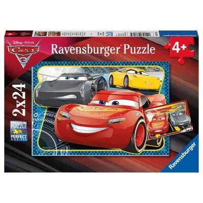 Abenteuer mit Lightning McQueen