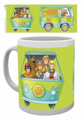 Scoopy Doo Mug Mystery Wagon