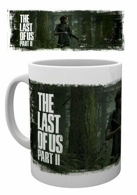 The Last of us Part 2 Mug Key Art