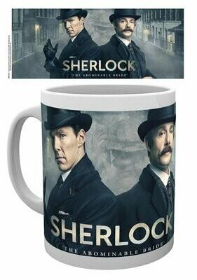 Sherlock Mug Victorian