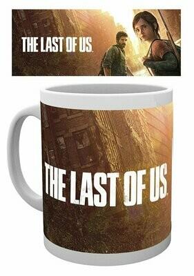 The Last of us Mug Key Art