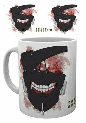 Tokyo Ghoul Mug Masks